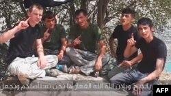 Подозреваемые принесли присягу ИГИЛ