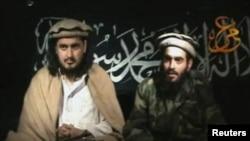 د طالبانو د تحریکې پاکستان مشر حکیم الله مسود