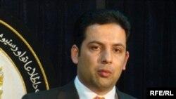 Presidential spokesman Wahid Omar (file photo)