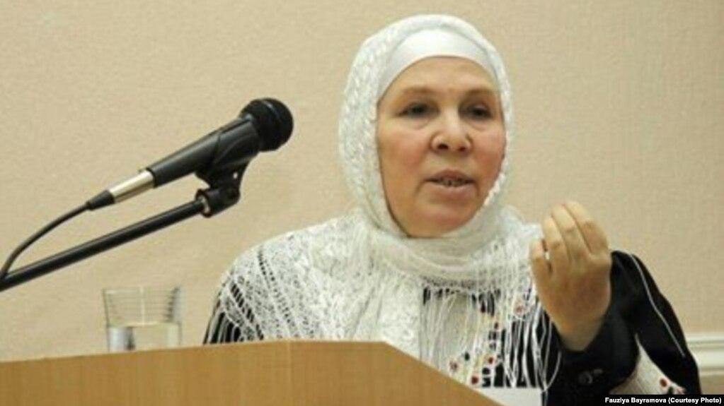 Фаузия Байрамова