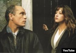 """Antonioninin son filmi """"Buludlar arasında"""", 1995-ci il."""