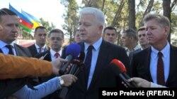 Duško Marković, kandidat DPS za mandatara crnogorske Vlade