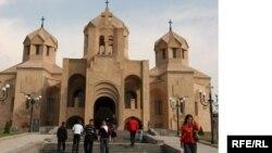 Catedrală la Erevan