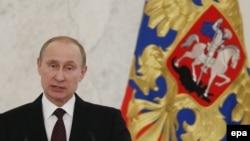 Русия президенты Владимир Путин