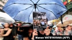 Protestele din Hong KOng durează de peste 11 săptămâni.