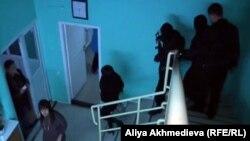 Проститутки в сауне. Иллюстративное фото.