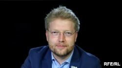 Новый глава российской политической партии «Яблоко» Николай Рыбаков