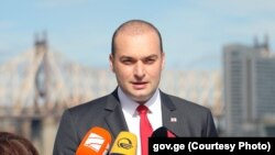 Мамука Бахтадзе (архив)