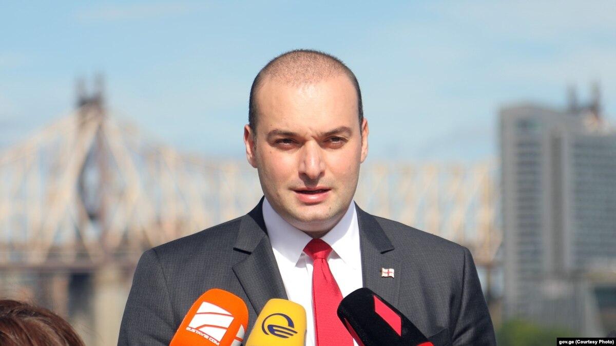 Премьер Грузии высоко оценил политику открытых дверей НАТО
