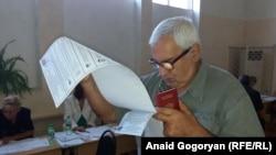 К 13:00 в Абхазии проголосовало 10 500 человек. Это составляет 11,6% от общего количества избирателей
