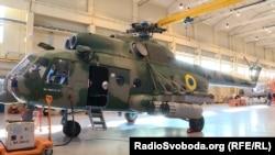 Гелікоптер Мі-8МСБ-В