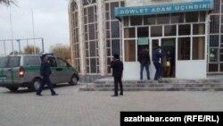 Türkmenistan, ýerli bank bölümi.