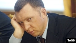 Since the crisis hit, oligarch Oleg Deripaska has sold off stakes in major companies