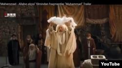 """""""Allahın elçisi: Məhəmməd"""" filmindən kadr"""