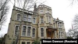 Російське посольство в Лондоні
