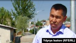 Нурбек Жоробеков.