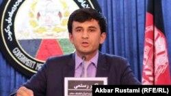 اکبر رستمی سخنگوی وزارت زراعت، آبیاری و مالداری