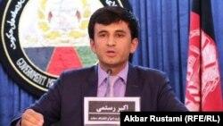 اکبر رستمی، سخنگوی وزارت زراعت افغانستان
