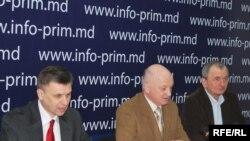 Igor Boţan, Oazu Nantoi, Arcadie Barbăroşie