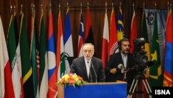 علی اکبر صلحی در افتتاحیه اجلاس سران غیر متعهدها