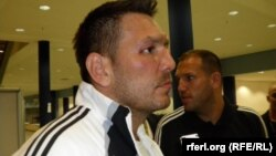 Бокс бўйича оғир вазндаги собиқ жаҳон чемпиони Р.Чагаев.