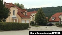 Елітний район Небушіце у Празі, столиці Чехії