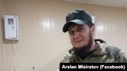 """Арслан Місіратов, ветеран АТО, один із засновників закладу харчування """"Хайтарма"""""""
