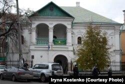 Так званий «будинок Петра І» у Києві