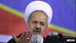 Ali Saidi, the Iranian supreme leader's representative in the Revolutionary Guards