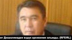 Абдыбек Дүйшалиев.