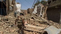 'پاکستانیو پوځي عملیاتو د میرامشا او میرلي زرګونه دوکانداران بې روزګاره کړل'