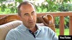 Арменияның бұрынғы президенті Роберт Кочарян.