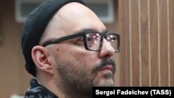 Кирилл Серебренников на заседании суда 7 ноября