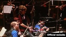 Ось вони, музиканти-герої!
