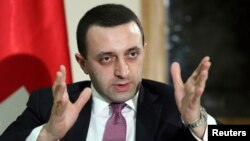 Gürcüstanın baş naziri Irakly Garibashvili