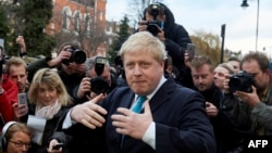 London meri Boris Johnson Avropa İttifaqından çıxmağı dəstəkləyən kampaniyada