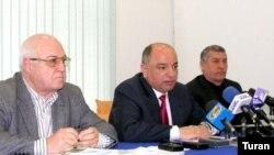 AFFA rəsmilərinin mətbuat konfransı, 26 aprel 2007