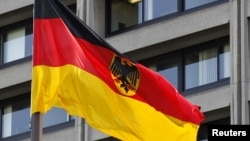 Flamuri gjerman
