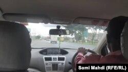 گتیمو، رانندهی تکسی در نایروبی