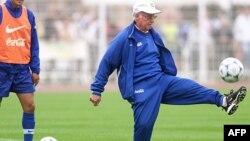 Mario Zagallo kao trener 1998.