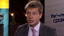 Opiniile deputatului ucrainean Oleksi Gonciarenko