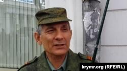 Экс-боевик группировки «ДНР» Владимир Дусмуханов. Севастополь, 9 мая 2018 года