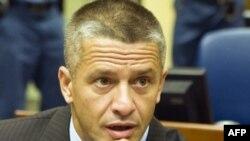 Naser Oric u Haškom tribunalu prilikom izricanja oslobađajuće presude.