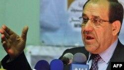 Nuri al-Maliki (file photo)