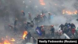 Активісти Майдану, 20 лютого 2014 року