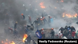 Найтрагічніший день Революції гідності – 20 лютого 2014 року (архівне фото)