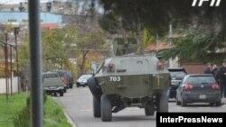 Спецоперація у житловому районі на околиці Тбілісі почалася на світанку 22 листопада 2017 року