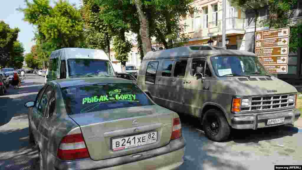 На вулиці Горького біля «чорної» аптеки