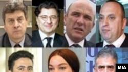 Кандидати на претседателските избори