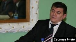 Артур Идельбаев, лидер башкирских националистов.